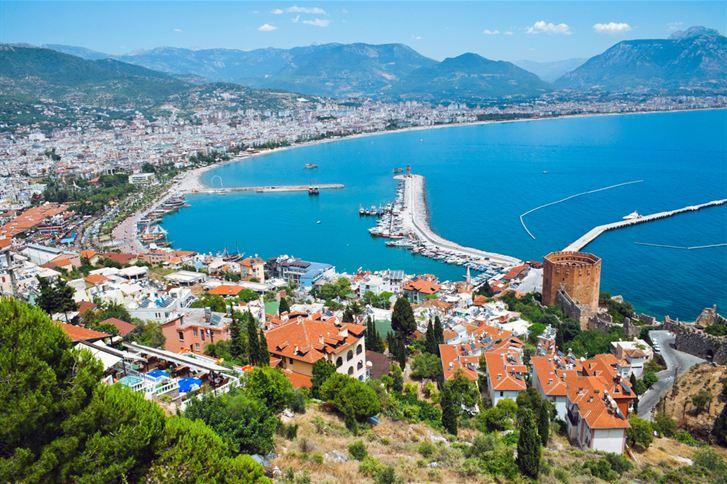 Alanya Turkije Allinclusive Vakantie
