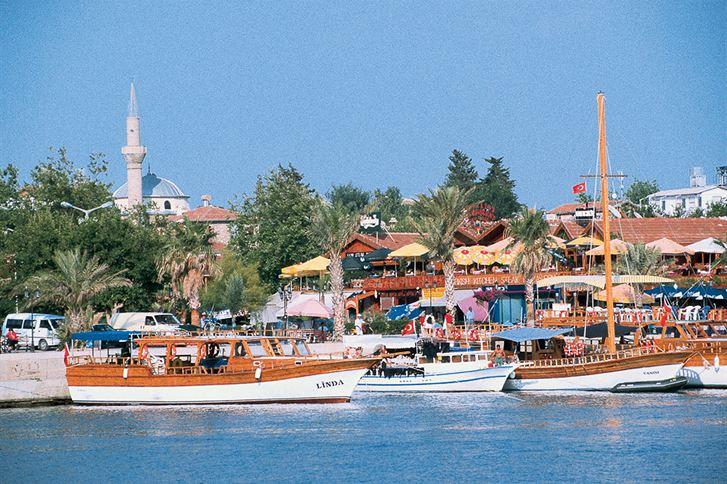 Hotel Kumkoy Beach Und Spa Turk Riviera